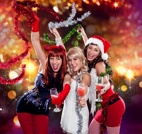 Christmas parties in Brisbane - Ideas